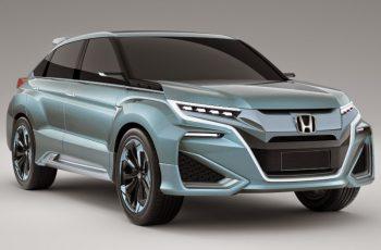 2020 Honda Crosstour Concept, Redesign, Changes