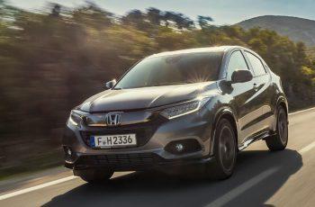 2020 Honda HRV Concept, Redesign, Changes