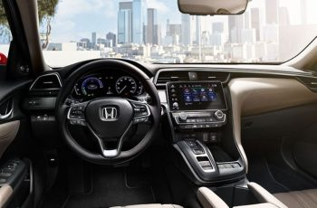 2020 Honda Insight Interior, Exterior