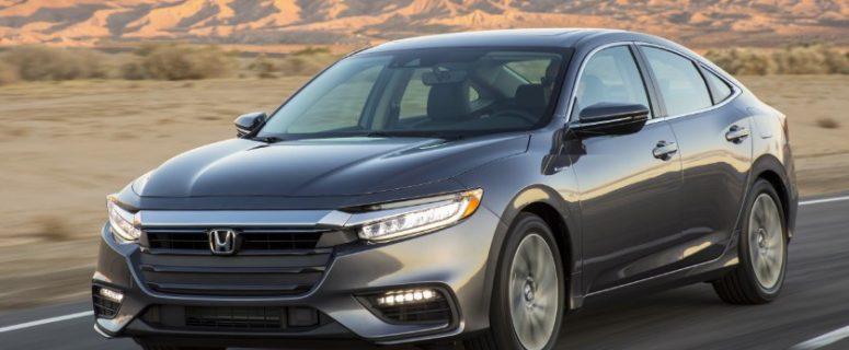 2020 Honda Insight Release Date, Price, Colors