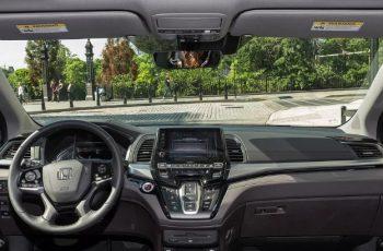 2020 Honda Odyssey AWD Interior, Exterior