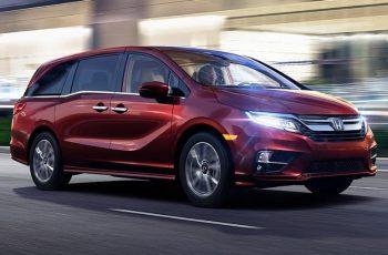 2020 Honda Odyssey AWD Specs, Horsepower, MPG