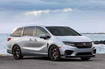 2020 Honda Odyssey Type R Release Date, Price, Colors