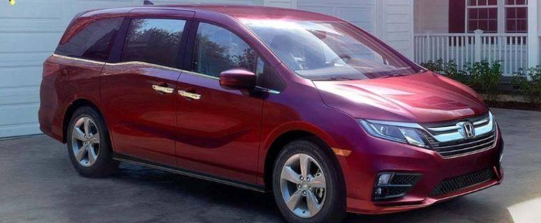 2020 Honda Odyssey Type R Specs, Horsepower, MPG