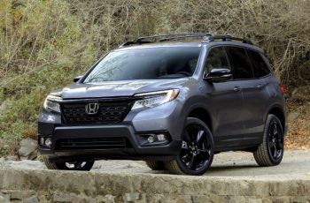 2020 Honda Passport Concept, Redesign, Changes