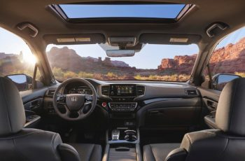 2020 Honda Passport Interior, Exterior