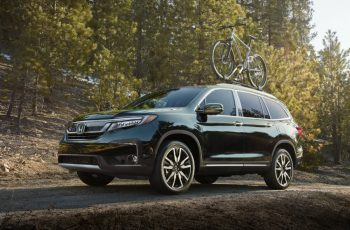 2020 Honda Pilot Concept, Redesign, Changes