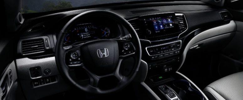 2020 Honda Pilot Hybrid Interior, Exterior