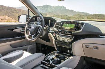 2020 Honda Pilot Interior, Exterior