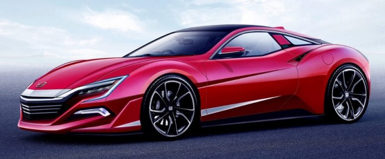 2020 Honda Prelude Concept, Redesign, Changes