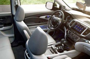 2020 Honda Ridgeline Interior, Exterior