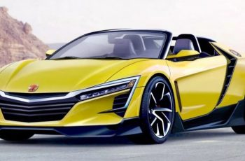 2020 Honda S2000 Concept, Redesign, Changes