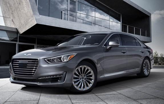 2019 Hyundai Equus redesign