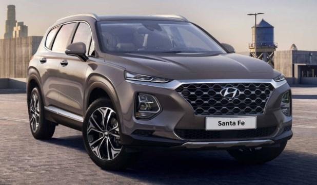2019 Hyundai Santa Fe Sport SUV canada