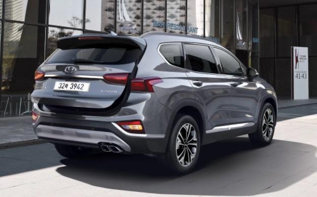 2019 Hyundai Santa Fe Sport SUV australia