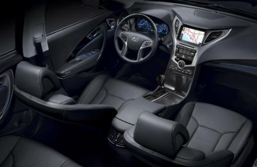 2019 Hyundai Azera V6 design