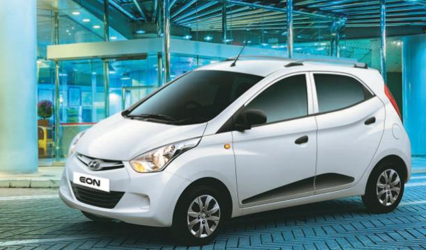 2019 Hyundai Eon design