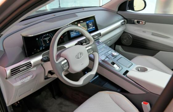 2019 Hyundai Nexo new