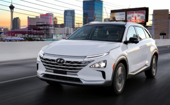 2019 Hyundai Nexo release date