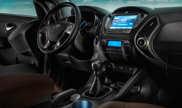 2019 Hyundai iX35 new