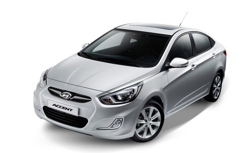 2019 Hyundai Accent 1.4-L redesign