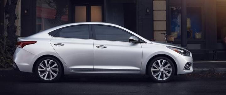 2019 Hyundai Accent Automatic redesign