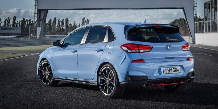 2019 Hyundai Elantra N