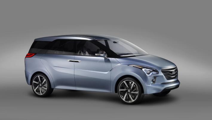 2019 Hyundai Hexa design