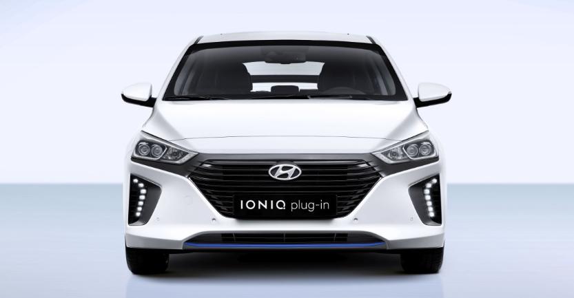 2019 Hyundai Ioniq Plug-in Hybrid Limited design