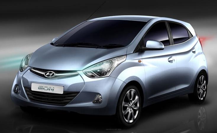 2019 Hyundai Eon Facelift