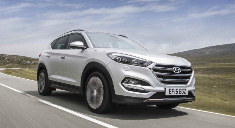 2019 Hyundai Tucson Active X new