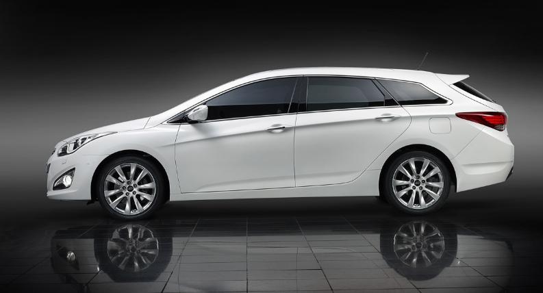 2019 Hyundai i40 Tourer new