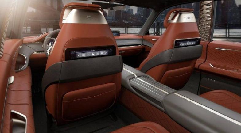 2019 Genesis GV80 SUV news