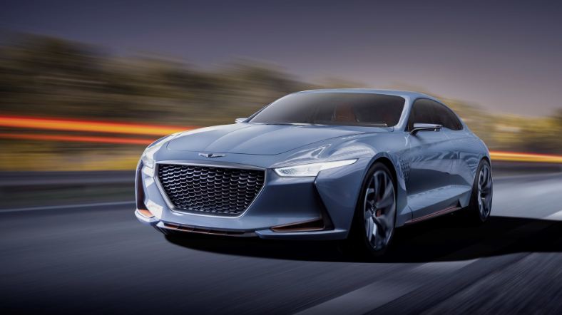 2019 Hyundai Genesis Coupe redesign