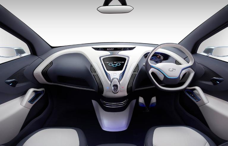 2019 Hyundai Hexa Space design
