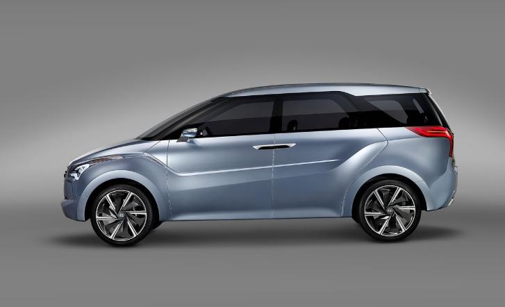 2019 Hyundai Hexa Space