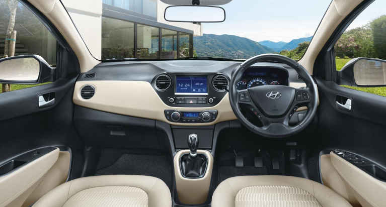 2019 Hyundai Xcent Sedan design
