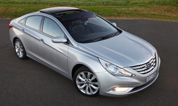 2019 Hyundai i45 design