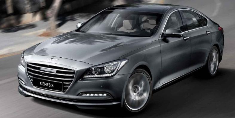 2019 Hyundai Genesis 0-60 redesign