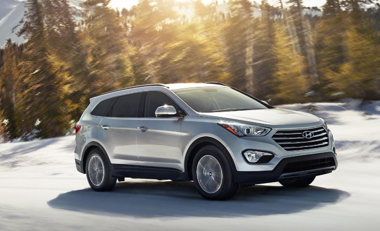 2019 Hyundai Grand Santa FE design