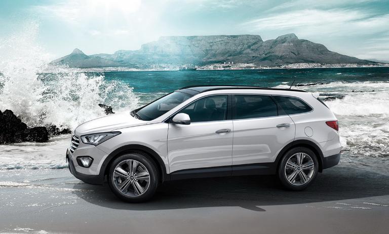 2019 Hyundai Grand Santa FE news