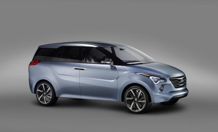 2019 Hyundai Hexa Space redesign