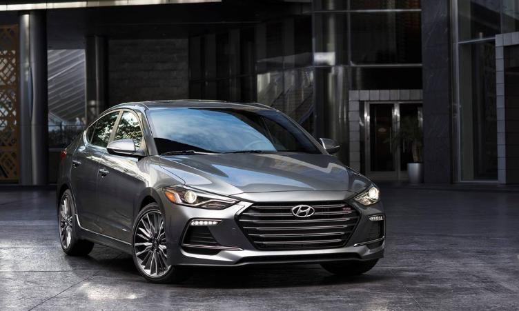 2020 Hyundai Elantra Sport review