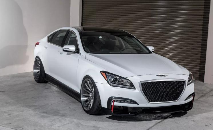 2020 Hyundai Genesis SUV redesign