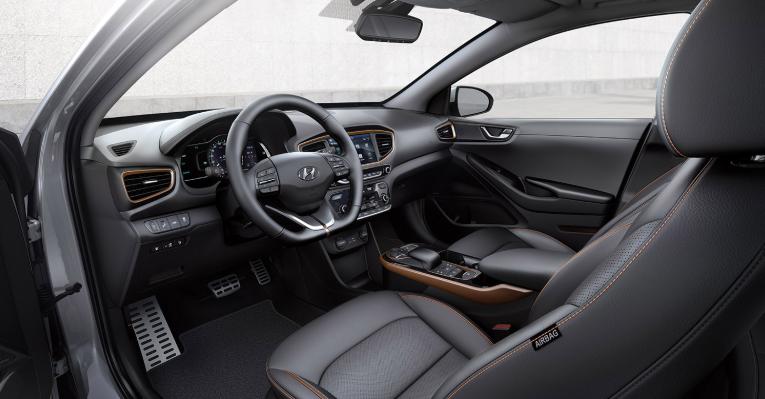 2020 Hyundai Ioniq Hybrid design