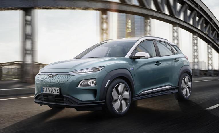 2020 Hyundai Kona EV news