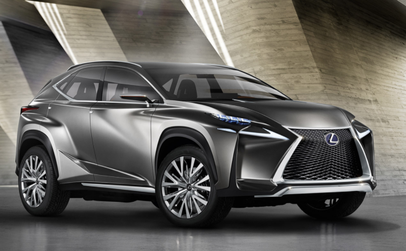 2020 Lexus 300NX