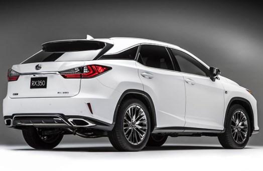 2019 Lexus RX 450H release date