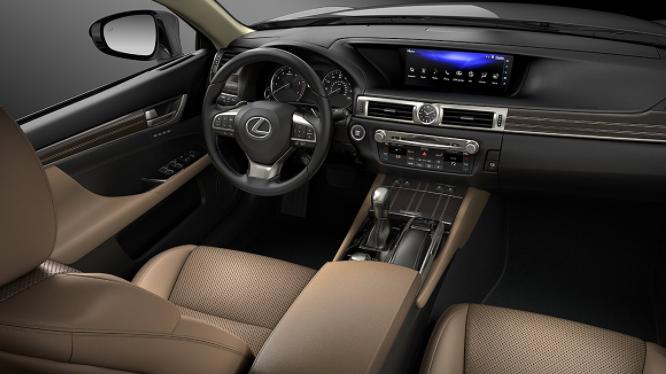 2019 Lexus GS 350 Facelift Limited news