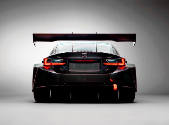 2019 Lexus LC GT3 new